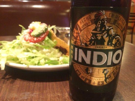 Calexico, كاليفورنيا: Crispy Taco