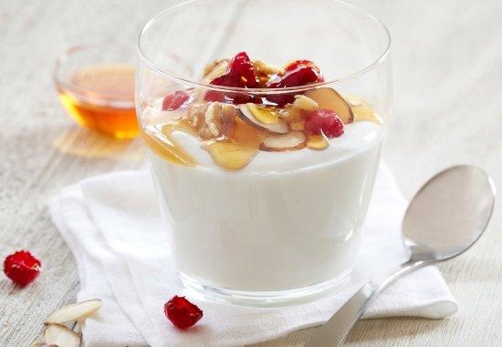 Parsippany, NJ: Yogurt, Topped Off