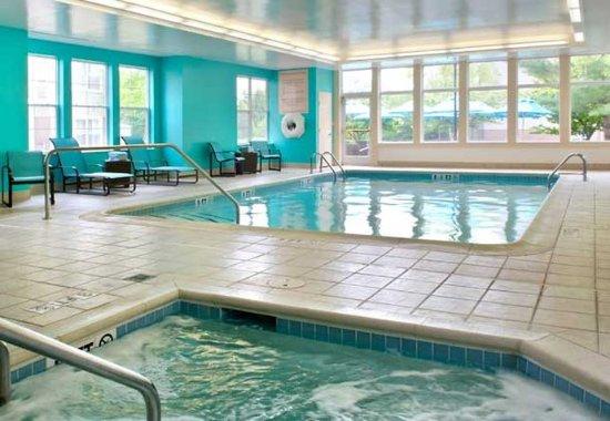 Парсипанни, Нью-Джерси: Indoor Pool