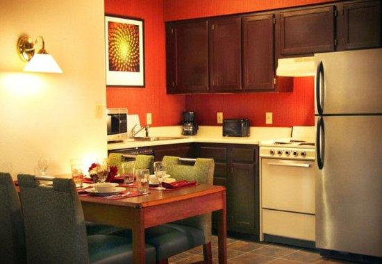 Lebanon, NH: Suite Kitchen