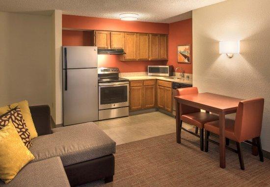 Лейквуд, Колорадо: Suite Kitchen