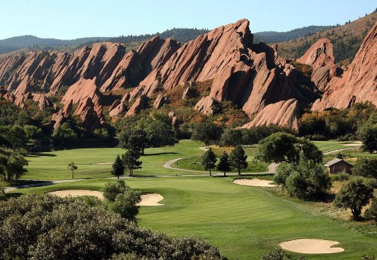 Lakewood, CO: Arrowhead Golf Course
