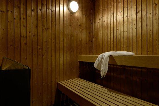 Vaxjo, Σουηδία: Scandic Aarhusvest Sauna