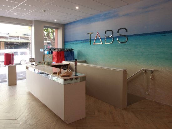 Pembroke Parish, เบอร์มิวดา: TABS Flagship Store. Conveniently located on 12 Reid Street, Hamilton