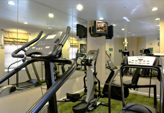 Kennesaw, Georgien: Fitness Room