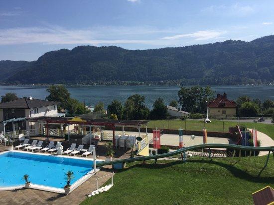 Sattendorf, Østrig: vista dalla camera