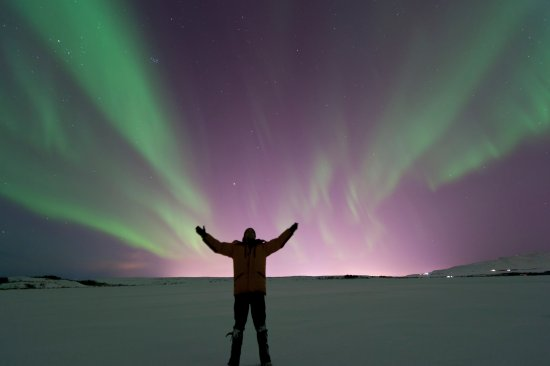 Reykjavik Excursions Northern Lights Tour: Northern Lights In Iceland