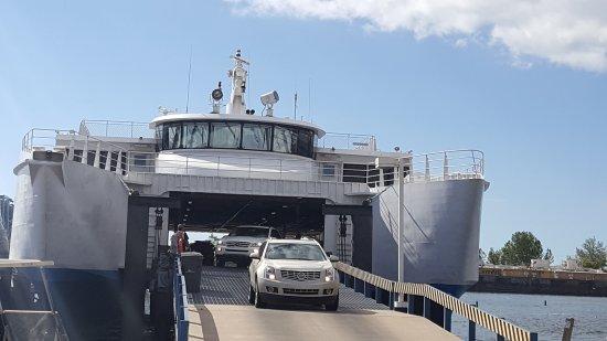 Lake Express : Ferry