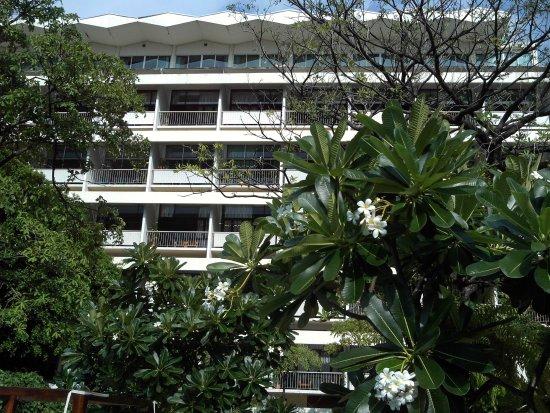 Hotel De Moc: Het gebouw