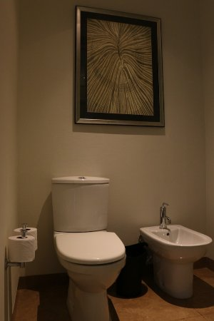 The Westin Lima Hotel & Convention Center: Room 1106 - Toilet