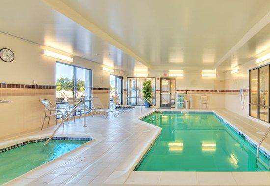 Medford, Oregón: Indoor Pool & Spa