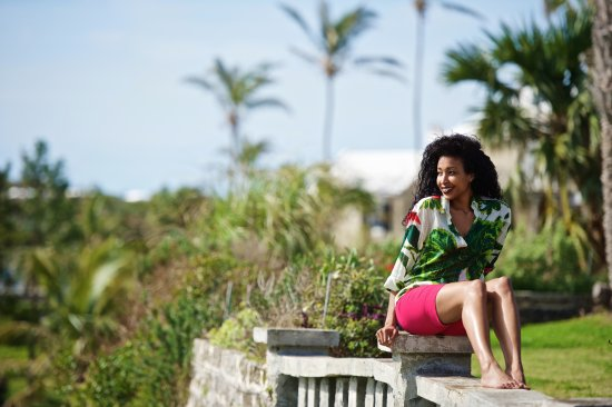 Pembroke Parish, Bermuda: TABS Bermuda shorts for women