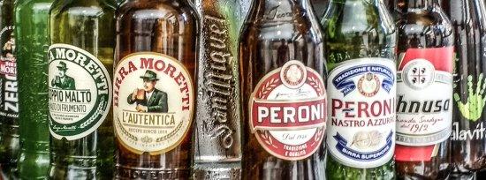 Malapizza: Birre italiane