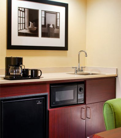 Centreville, VA: Suite Kitchenette