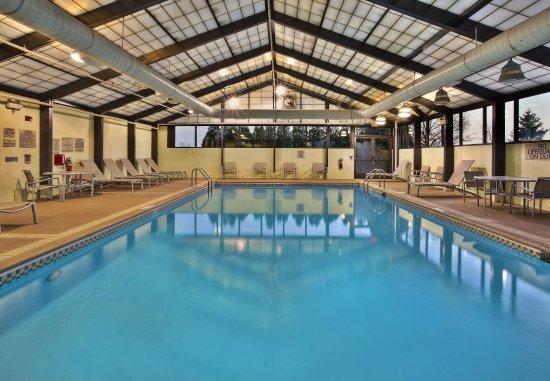 Burr Ridge, إلينوي: Indoor Pool