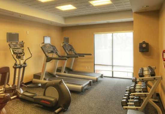 SpringHill Suites Billings: Fitness Center