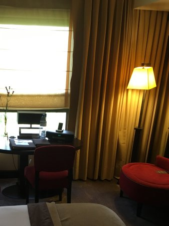 Quite disappointing compared to my other Sofitel experience