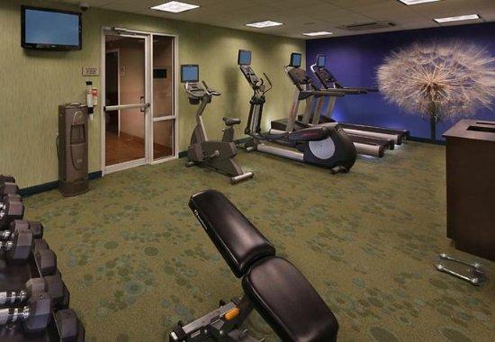วอเทอร์ฟอร์ด, คอนเน็กติกัต: Fitness Room