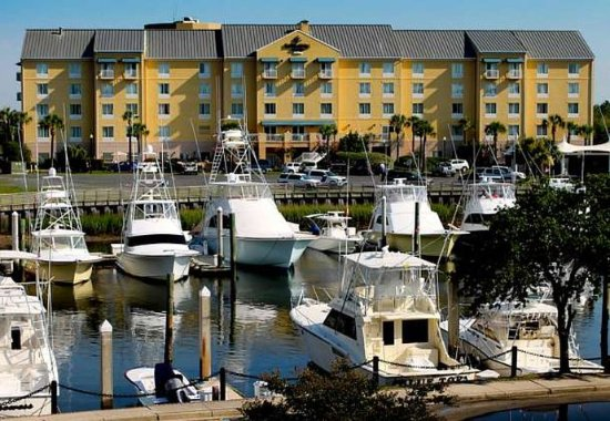 SpringHill Suites Charleston Downtown/Riverview