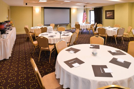 Hampton Inn & Suites Atlantic Beach: Meeting Room