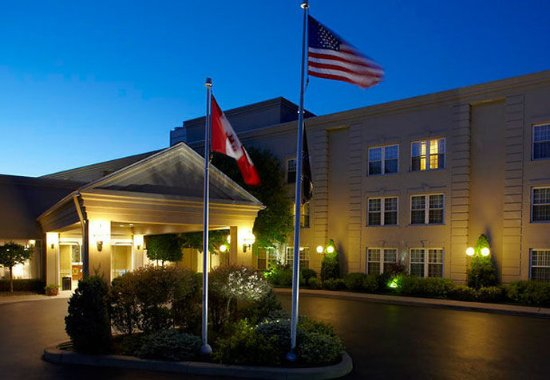 The Del Monte Lodge Renaissance Rochester Hotel & Spa