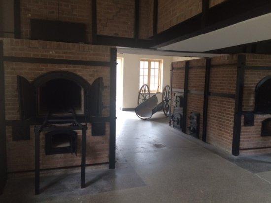 Vught, Niederlande: crematorium