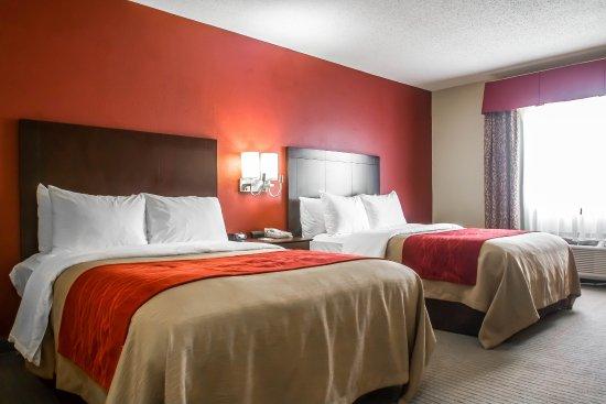 Quality Inn : Guest Room