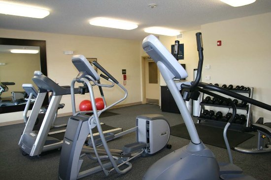 Fairmont, MN: Fitness Center