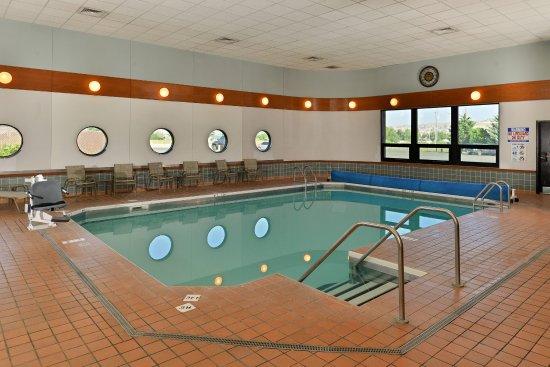 Butte, Montana: Indoor Pool