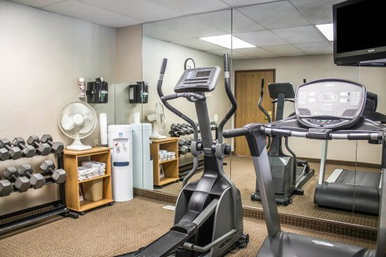Millersburg, OH: Fitness