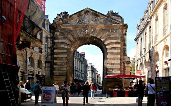 Porte dijeaux photo de porte dijeaux bordeaux tripadvisor - Direct location bordeaux ...