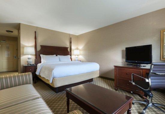 Sudbury, Массачусетс: King Guest Room