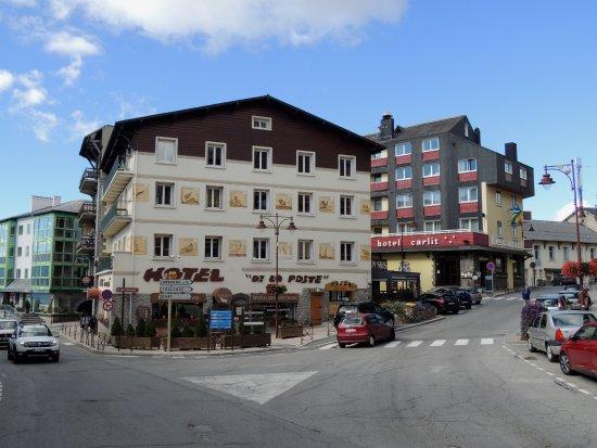 Hotel De La Poste- Font-Romeu Image