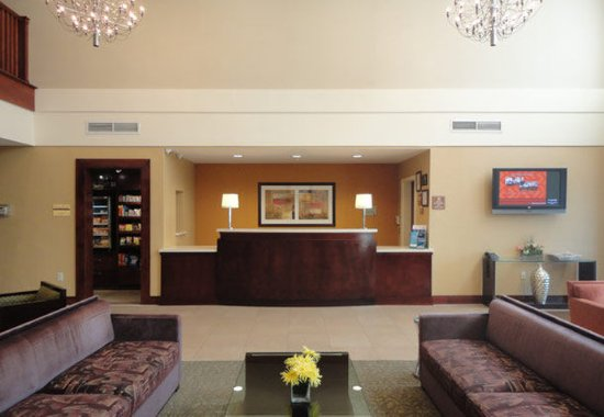 Somerset, NJ: Front Desk