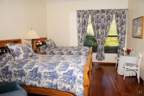 Ukiah, Kalifornien: CDMountain View Twin Room