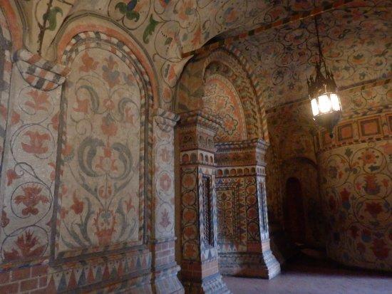 Basilius-Kathedrale: Pinturas bellísimas del interior