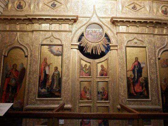 Basilius-Kathedrale: Retablo de San Basílio
