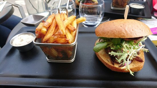 Beauty burger tours restaurant avis num ro de for Salon rochepinard tours