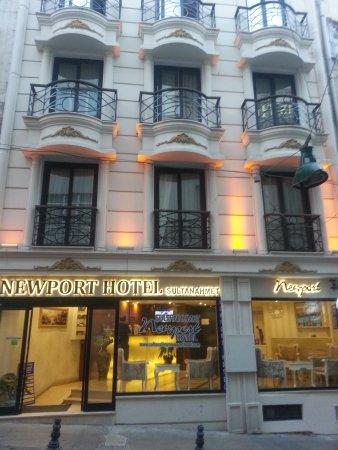 Newport Hotel Sultanahmet