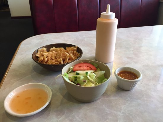 Alcoa, Τενεσί: Hibachi salad