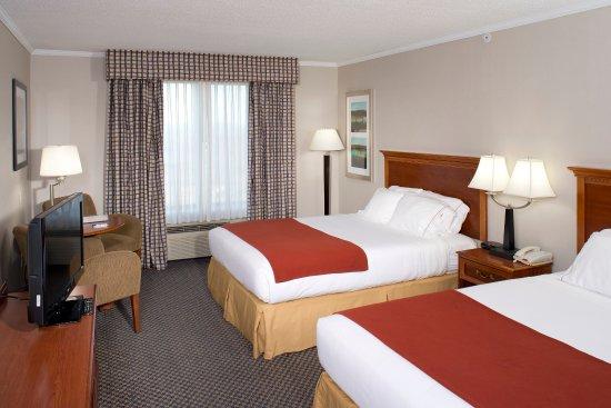 Rensselaer, estado de Nueva York: Double Bed Guest Room
