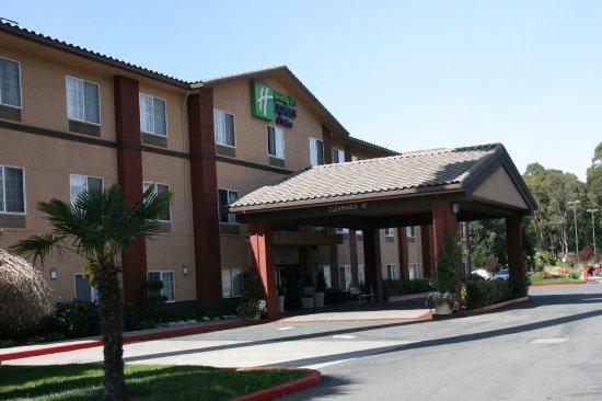 San Pablo, CA: Hotel Exterior