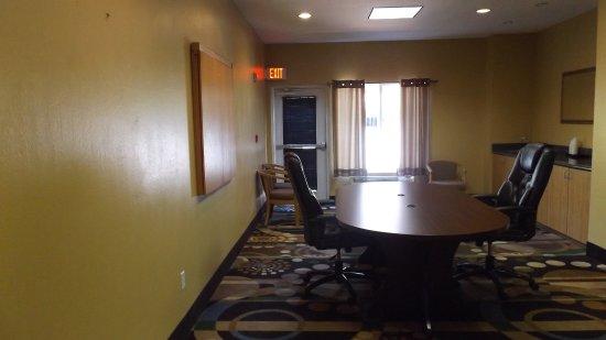 Lady Lake, فلوريدا: Meeting Room