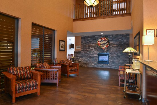 Washington, UT: Hotel Lobby