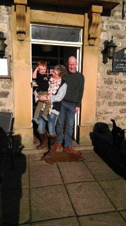 Carperby, UK: The Wheatsheaf in Wensleydale