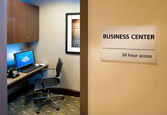 Hampton Inn by Hilton Shelton: 24 Hour Business Center