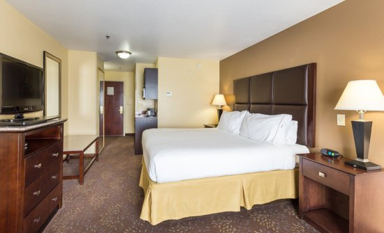 Holiday Inn Express Hinesville-Fort Stewart Traditional King Room