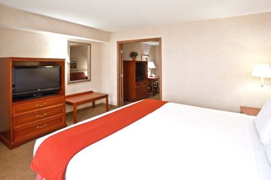 Holiday Inn Express & Suites Bowling Green: Suite