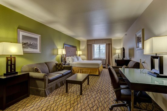 Holiday Inn Express Montrose: King Business Suite