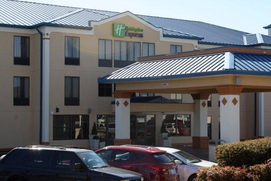 Greer, Южная Каролина: Hotel Exterior
